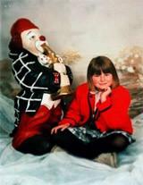 Natascha Kampusch khi còn nhỏ. Ảnh: Reuters.