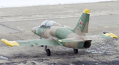 Một mẫu máy bay L39. Nguồn: airforceworld.com