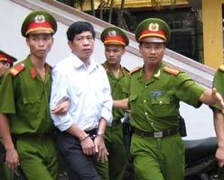 Ông Tổng PMU 18 bị đề nghị mức án 25-28 năm tù. Ảnh: P.V