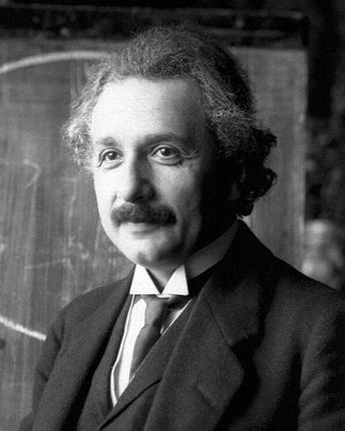 Nhà vật lý thiên tài Albert Einstein. Ảnh: wikimedia.org.