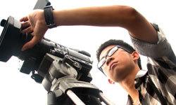 Chàng sinh viên mê điện ảnh