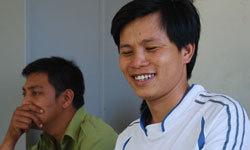 Người gác rừng ở vườn quốc gia Chư Yang Sin