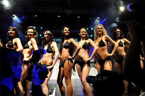 Hoa hậu xế độ 2010