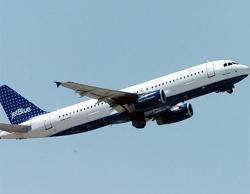 Một chiếc máy bay của hãng JetBlue. Ảnh: