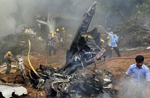 Chiếc phi cơ gặp nạn mới được đưa vào sử dụng từ ba năm trước. Ảnh: AP.