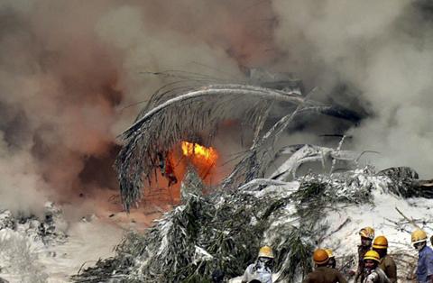Chỉ có 8 trong số 169 hành khách sống sót. Đây là vụ tai nạn máy bay có nhiều người chết nhất tại Ấn Độ