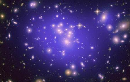 Năng lượng tối trong cụm thiên hà Abell 1689
