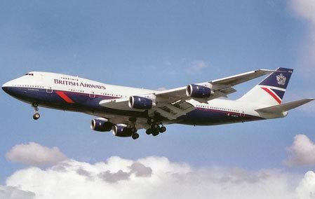 Một chiếc Boeing 747 của British Airways năm 1979. Ảnh: Jet Photos.