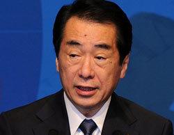 Thủ tướng Nhật Naoto Kan. Ảnh: AFP.