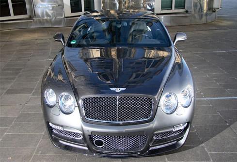 Bentley GT Speed Elegance Edition