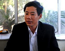 """Ông Phạm Xuân Sinh- Trưởng Cửa hàng xăng dầu số 1- Công ty xăng dầu Thừa Thiên- Huế: """"Chúng tôi đã nhận ra lỗi của mình"""""""