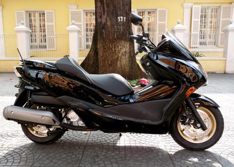 Honda Forza 2011