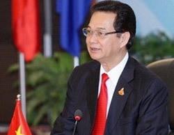 Thủ tướng Nguyễn Tấn Dũng. Ảnh: TTXVN.
