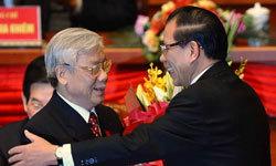 Ông Nguyễn Phú Trọng đắc cử Tổng bí thư