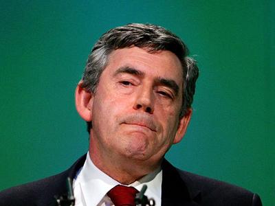 Cựu thủ tướng Anh Gordon Brown. Ảnh: Sky
