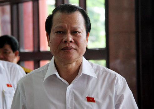 Phó thủ tướng Vũ Văn Ninh. Ảnh: Tiến Dũng