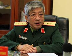 Quang cảnh buổi đối thoại chiến lược quốc phòng-an ninh Việt-Trung cấp Thứ trưởng lần thứ hai. Ảnh: TTXVN.