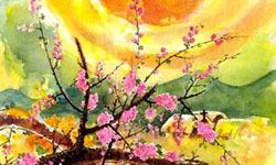 Bình chọn bài dự thi Xuân Quê hương tuần 4