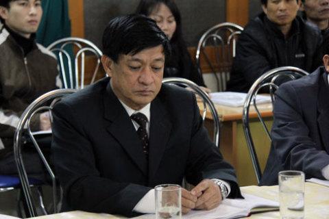 Ông Lê Văn Hiền. Ảnh: Hà Anh