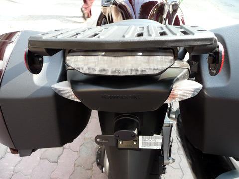 Kawasaki Concour14 2012