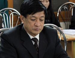 Ông Nguyễn Văn Hiền - nguyên Chủ tịch UBND huyện Tiên Lãng. Ảnh: Hà Anh.