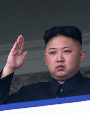 Kim Jong-un. Ảnh