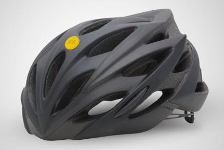 Một mũ bảo hiểm ICEdot Crash.