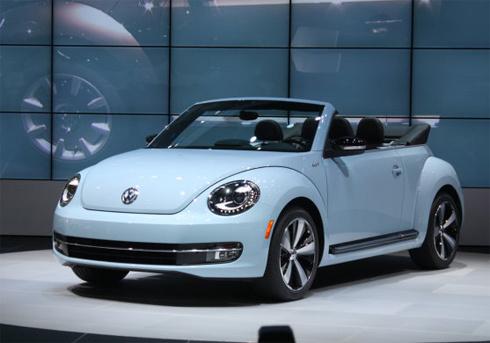 Volkswagen Beetle Mui Trần 2013 Gia Từ 24 500 Usd Vnexpress