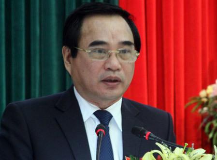 Chủ tịch UBND Đà Nẵng Văn Hữu Chiến. Ảnh: báo Đà Nẵng