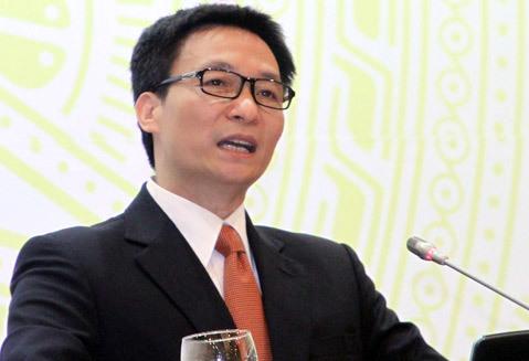 Theo ông Vũ Đức Đam, không có khái niệm thanh tra lại đối với kết luận thanh tra của Thanh tra Chính phủ. Ảnh: Nguyễn Hưng.