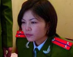 Chị Nguyễn Thị Vững.
