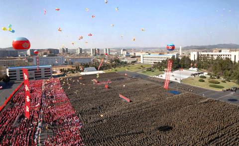 Các sự kiện quy mô lớn trong năm 2013 ở Triều Tiên dự kiến sẽ diễn ra trong tháng 7 khi Bình Nhưỡng kỷ niệm 60 năm ngày kết thúc Chiến tranh Triều Tiên.