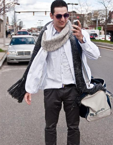 Tamerlan Tsarnaev tại Boston năm 2009. Ảnh: Barcropt