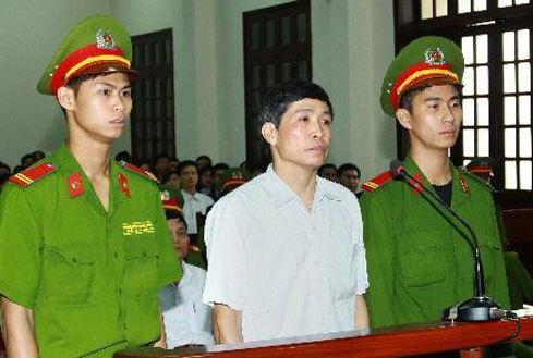 Cựu Phó chủ tịch Nguyễn Văn Khanh. Ảnh: TTXVN.