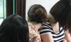 Giấu chồng về Hà Nội bán dâm
