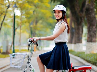 Cuộc thi 'An toàn cùng xe đạp điện, xe máy điện'
