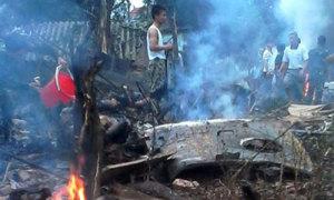Thêm một chiến sĩ vụ rơi máy bay Mi 171 qua đời