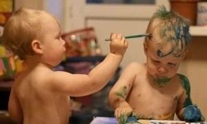 Khi trẻ con hóa thân thành 'tiểu tử siêu quậy'