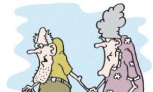 Vợ chồng cùng chung ý nghĩ
