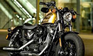 Harley-Davidson Forty Eight 2016 về Việt Nam