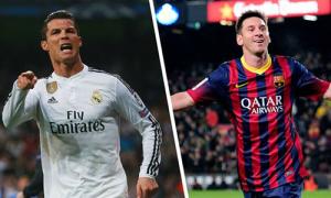 'Messi chỉ giỏi loanh quanh ở Barca'