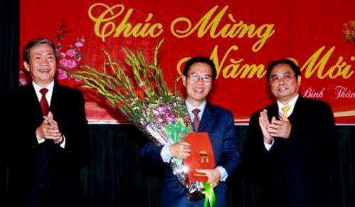 Ông Võ Văn Thưởng nhậm chức Trưởng ban Tuyên giáo Trung ương