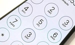 Hơn 60% người biết có bao nhiêu số 3 trên màn hình iPhone, còn bạn?