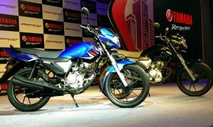 Xe côn tay giá 700 USD Yamaha Saluto RX