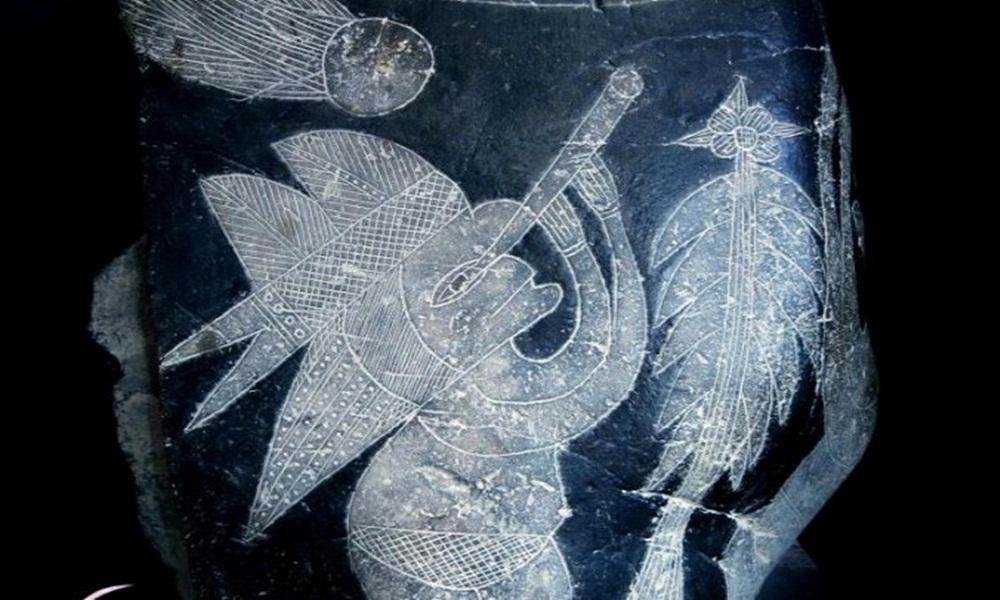 Những hòn đá đen chạm khắc bí ẩn ở Peru - VnExpress