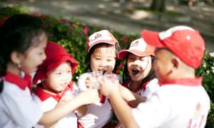 Trải nghiệm nền giáo dục mầm non Canada tại Việt Nam