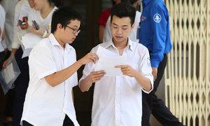 Hàng nghìn thí sinh trúng tuyển sớm đại học