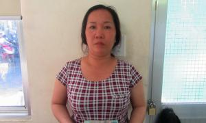 Người phụ nữ chuyên móc túi ở bệnh viện Chợ Rẫy