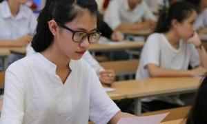 Thi THPT Quốc gia 2017: Hội Toán học phản đối thi trắc nghiệm môn Toán