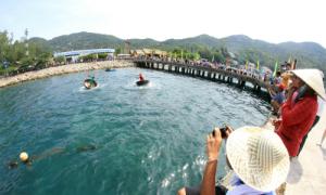 Tắm biển Cù Lao Chàm, du khách Hàn Quốc đột tử